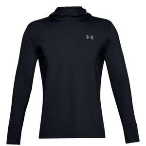 Men's Under Armour Ignite Hoodie Gents Performance Hooded Top Full Length SIZE M