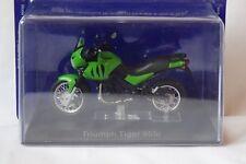 MOTO TRIUMPH TIGER 955i  série les grandes motos à collectionner  ALTAYA / IXO