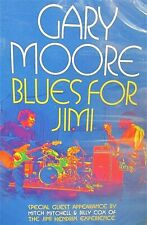 Gary Moore Blues for Jimi Live in London NEW DVD,CONCERT,Mitch Mitchell,Billy C