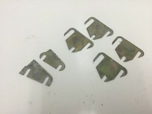 FERRARI 456 GTA GT Front door hinge  shims
