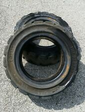 8.15x15 Well Used Solid Pneumatic Tire 8x15x15