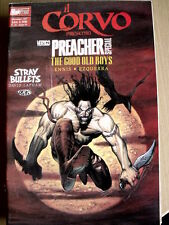 Il Corvo presenta Vertigo Preacher Special n°25 1997 ed.Magic Press  [SP8]