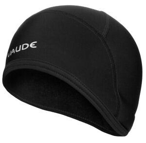 Vaude Bike WARM Cap III, Mütze für unter den Helm, schwarz, Größe: M