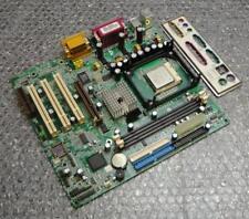 Microstar MS-6534 VER:1 Scheda Madre Socket 478 completa con piastra di I/O & CPU