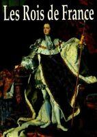Les rois de France - Collectif - Livre - 362509 - 2567518