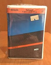 "Cassetta ""Confused?"" VG8605 Philips per MSX"