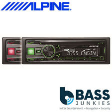 Alpine CDE-192R Single Din CD MP3 USB AUX iPhone Car Stereo Player Ex Display