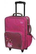 Lässig 4Kids Trolley Mushroom Koffer Reisekoffer Pink Magenta Kinder Mädchen Neu