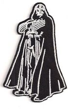 "Star Wars Darth Vader Die-Cut  4"" Embroidered Patch-USA Mailed (SWPA-FC-30)"