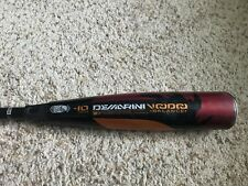 Used DeMarini Vodooo Balanced VBZ-18 30/20 Senior League Baseball Bat 2 3/4