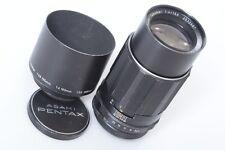 PENTAX M42 150MM 4.0 SUPER-TAKUMAR W/ CAPS & HOOD