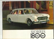 MORRIS  1800 MK II  brochure