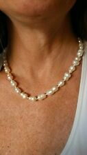 except for pics $0 ship Us Fresh Water Cultered Pearls-new wo/tags, never worn