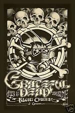 Psychedelic: Grateful Dead Shrine Auditorium L.A. Poster 1968 Large Format 24x36