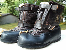 US Army Air Force USAAF Bristolite A-6A Flight Boots FREE US SHIPPING