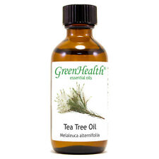 2 fl oz Tea Tree Essential Oil (100% Pure & Natural) - GreenHealth