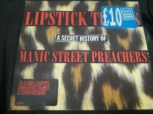 Lipstick Traces (A Secret History Of Manic Street Preachers) - CD DIGIPACK