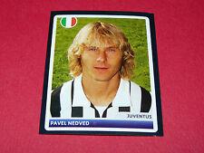 371 PAVEL NEDVED JUVENTUS TURIN UEFA PANINI FOOTBALL CHAMPIONS LEAGUE 2006 2007