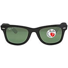 Ray Ban Wayfarer Polarized Sunglasses 2140-901-58