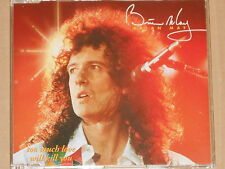Brian May-Too Much Love Will Kill You-CDEp