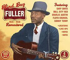 Blind Boy Fuller - 1935-1938 Remastered [CD]