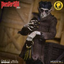 MEZCO ONE 12 Silent Screamers Nosforatu Bundle w/ Large T-shirt