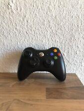 Xbox 360 - Wireless Controller - Schwarz Drahtlos