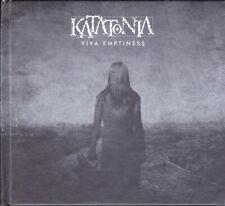 Katatonia - Viva Emptiness ++ Digibook-CD ++ NEU !!