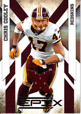 2010 Epix Chris Cooley Redskins Jersey /299 Mint!