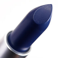 MAC  *INDIGO-GO*( Cornflower blue) MATTE LIPSTICK 100% MAC AUTHENTIC  NEW IN BOX