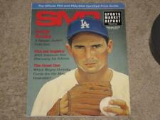 SMR Sports Market Report Magazine PSA Card February 2018 Sandy Koufax Cover