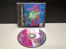 Dance Dance Revolution 1 Complete PS1 Black Label PlayStation 1 Sony Original