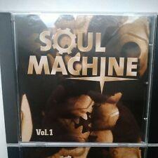 SOUL MACHINE / SAMPLER / 4 CD's