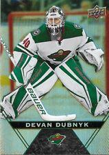 Devan Dubnyk #33 - 2018-19 Tim Hortons - Base