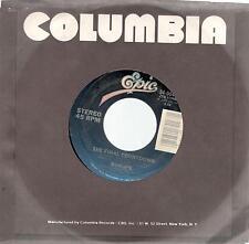 "Europe, ""On Broken Wings"" b/w ""The Final Countdown""; 7"" 45 with Jukebox Strip"