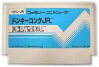 "NINTENDO FAMICOM "" DONKEY KONG JR. "" FAMILY COMPUTER NES FC JAPAN"