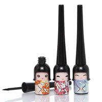 NEW Cosmetic Doll Eyeliner Liquid Eye Liner Pen Pencil Make Up Black Waterproof