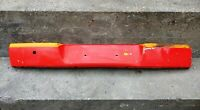 NICE CLEAN USED ORIGINAL GENUINE PORSCHE 914 914-6 REAR BUMPER ROUND TYPE NLA 7