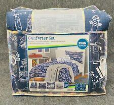 Your Zone Fire Truck Comforter Set