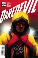 DAREDEVIL ANNUAL #1 Marvel Comics 1ST PRINT 2020 NM