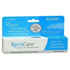 RectiCare Anorectal Cream 30 grams  by RactiCare