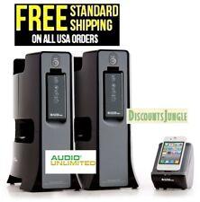 Audio Unlimited SPK-24GX-DUO 2.4GHz Digital Wireless Indoor/Outdoor Pair Speaker