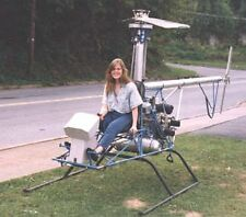 Plans Helicopter Furia - the real helicopter for amateur construction.