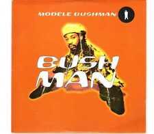 Bushman - Modèle Bushman - Promo CDS - 1996 - Reggae Dub