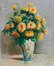 Original Oil on Canvas by Harvey Wallace Burns (1902-1991)