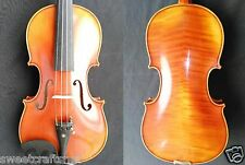 Hand-Made 4/4 Violin European Wood Great sound Nice Surface treatment M9004#