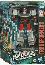 HASBRO TRANSFORMERS WAR FOR CYBERTRON EARTHRISE WFC-E32 BLUESTREAK