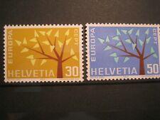 Europa CEPT MNH 1962 Tree - Switzerland