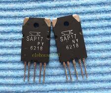 1pcs SAP17NY+1pcs SAP17PY Transistor SANKEN TO-3P