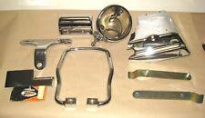 Harley Davidson Teile Paket - Konvolut - Chrom Anbauteile - Diverse Teile